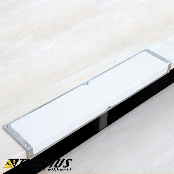 Kantprofil Aluminium - Rengøringsvenlig