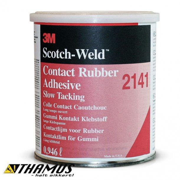 3M Scotch-Weld 2141 - grunder for træ, beton og gummi