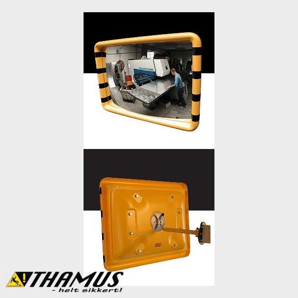 Check Point Industrispejl - Akryl - 60x90cm