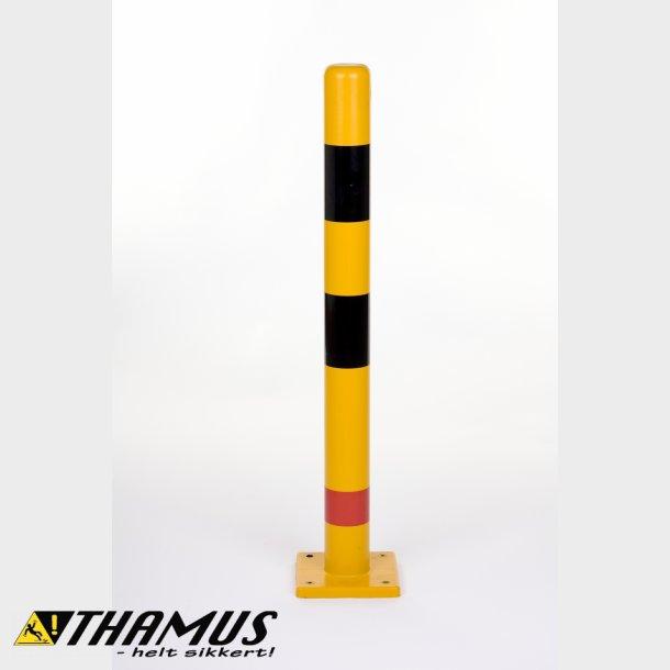 Kollisionssikring - Stolpe - Ø90mm - Højde 1000mm