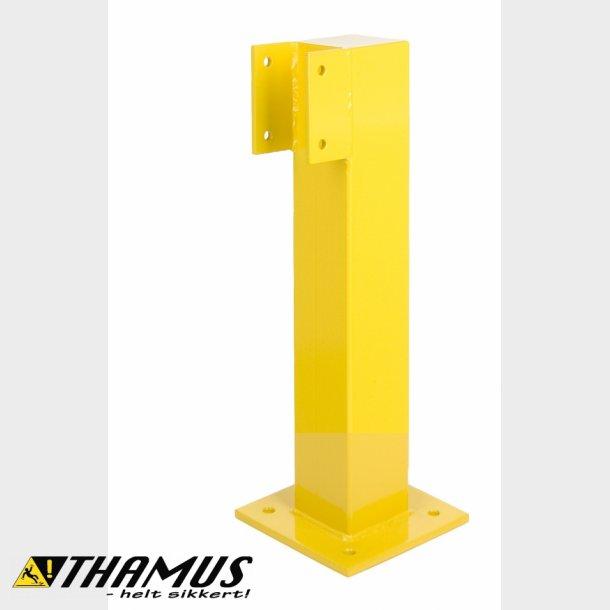 Ende Stolpe - 0,5 meter - Til sikkerheds rækværk - Indendørs