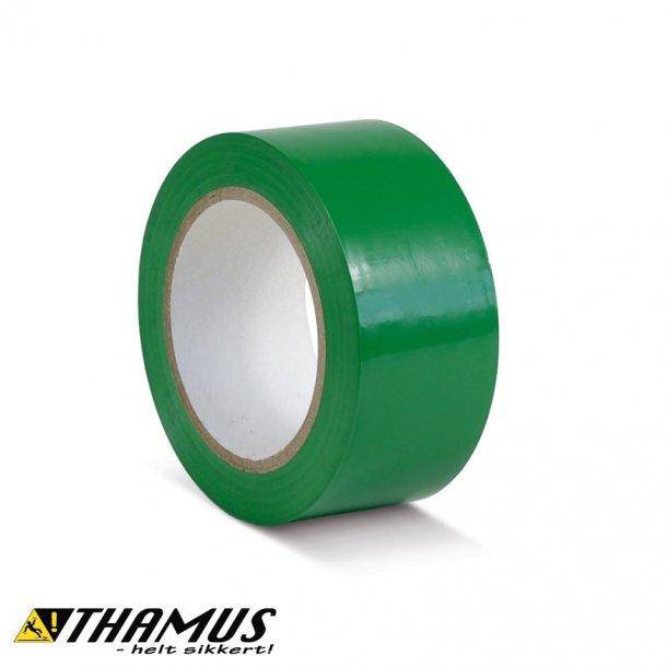 Grøn - PVC gulv markeringstape