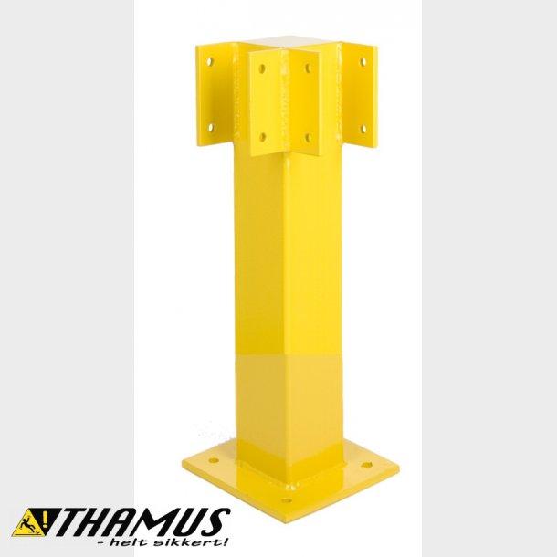 Hjørne Stolpe - 0,5 meter - Til sikkerheds rækværk - Indendørs