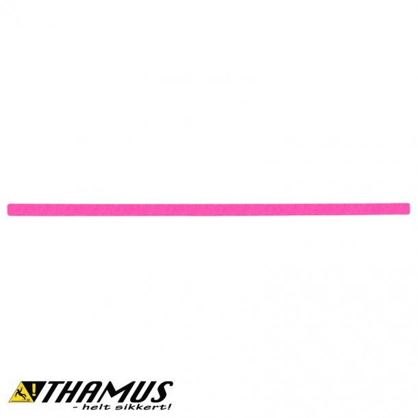 Skridsikker Tape i Ark, Pink, Signal Farver - pk. a' 10 stk.