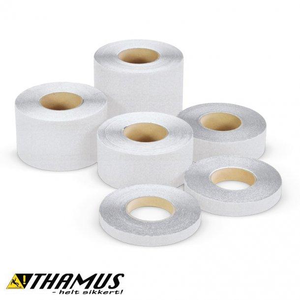 Skridsikker Tape til barfodsområder og pools - Transparent - Rengøringsvenlig