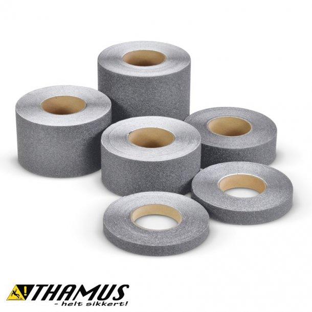 Skridsikker Tape til barfodsområder og pools - Grå - Rengøringsvenlig