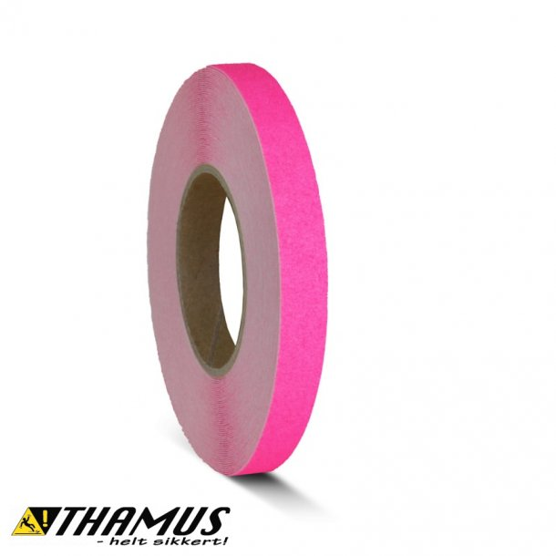 Skridsikker Tape, Pink, Signal Farve