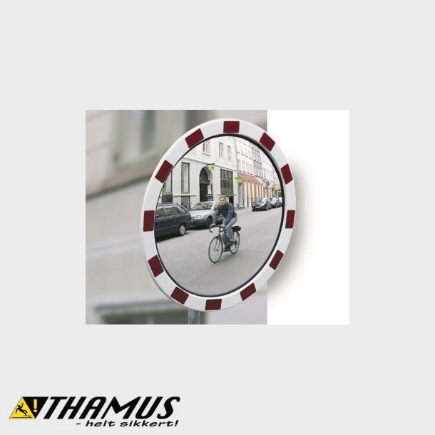Trafikspejl - Akryl, rund - Ø80cm