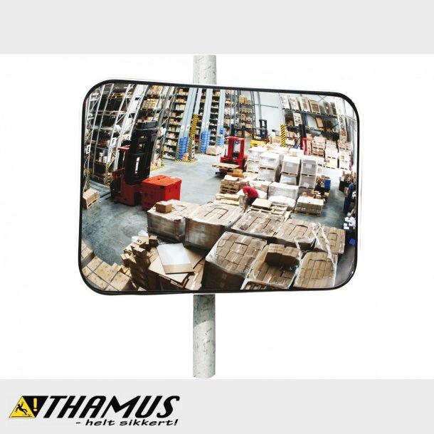 UNISIG TM-I Trafik Spejl - Akryl - 60x80cm