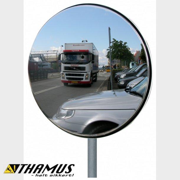 UNISIG TM-I Trafik Spejl - Akryl - Rund Ø60cm