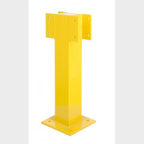 Midter Stolpe - 0,5 meter - Til sikkerheds rækværk - Udendørs