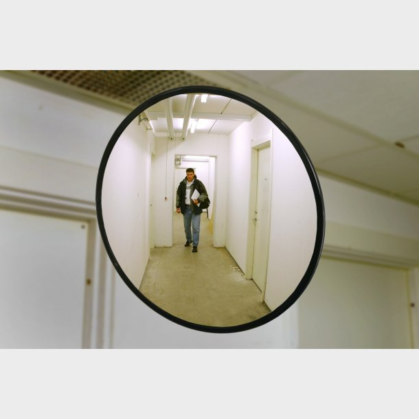 Overvågningsspejl SM - Akryl, rund - Ø80cm