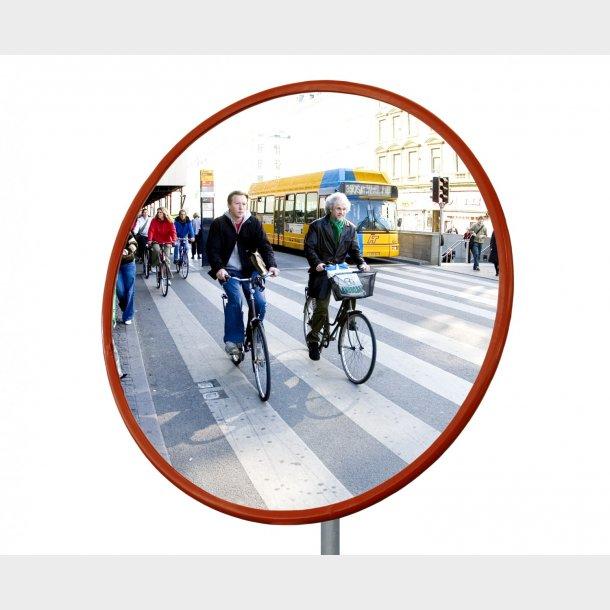 Trafikspejl TM-I - Rund Ø50cm - Polycarbonat