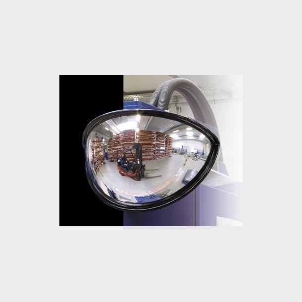 180° TRANSPO Industrispejl - Vidvinkel - Akryl - 45cm