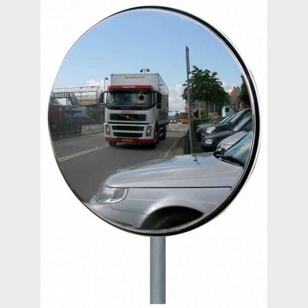 UNISIG TM-I Trafik Spejl - Akryl - Rund Ø50cm